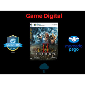 Age Of Empires 2 Hd Digital Pc