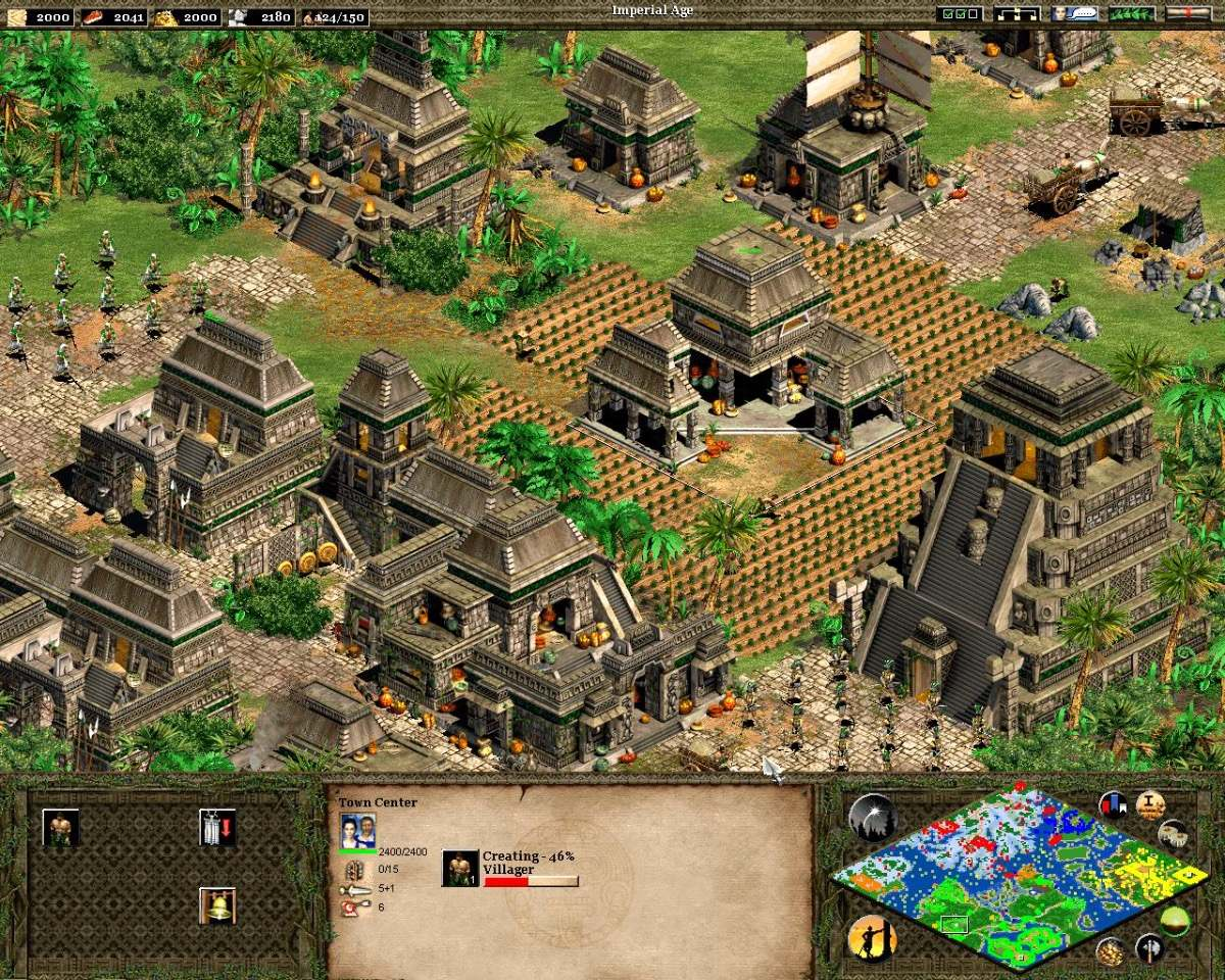 Age Of Empires 2 Hd Mac Mas Expansiones Español - $ 70 00