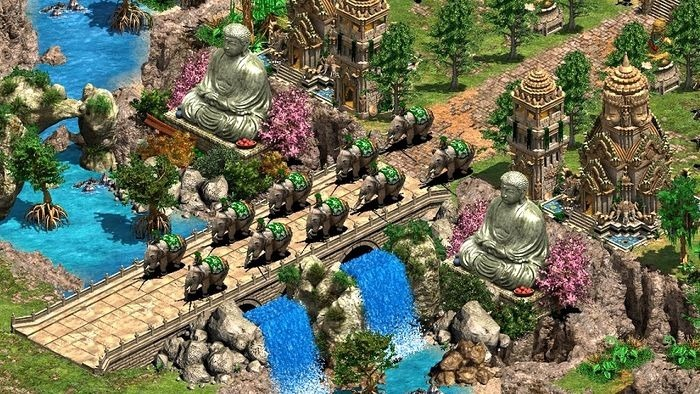 Age Of Empires 2 Hd Rise Of The Rajas - Pc Full