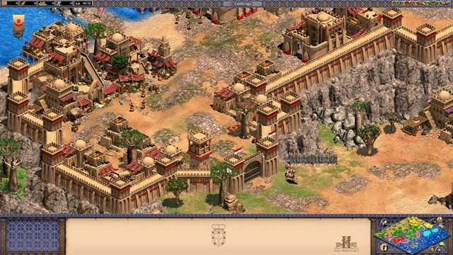 age of empires 2 hd rise of the rajas pc full español