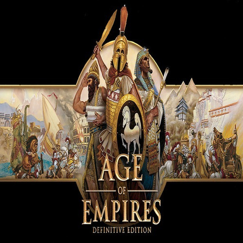 age of empires definitive  - win 10 global / entrega rápida