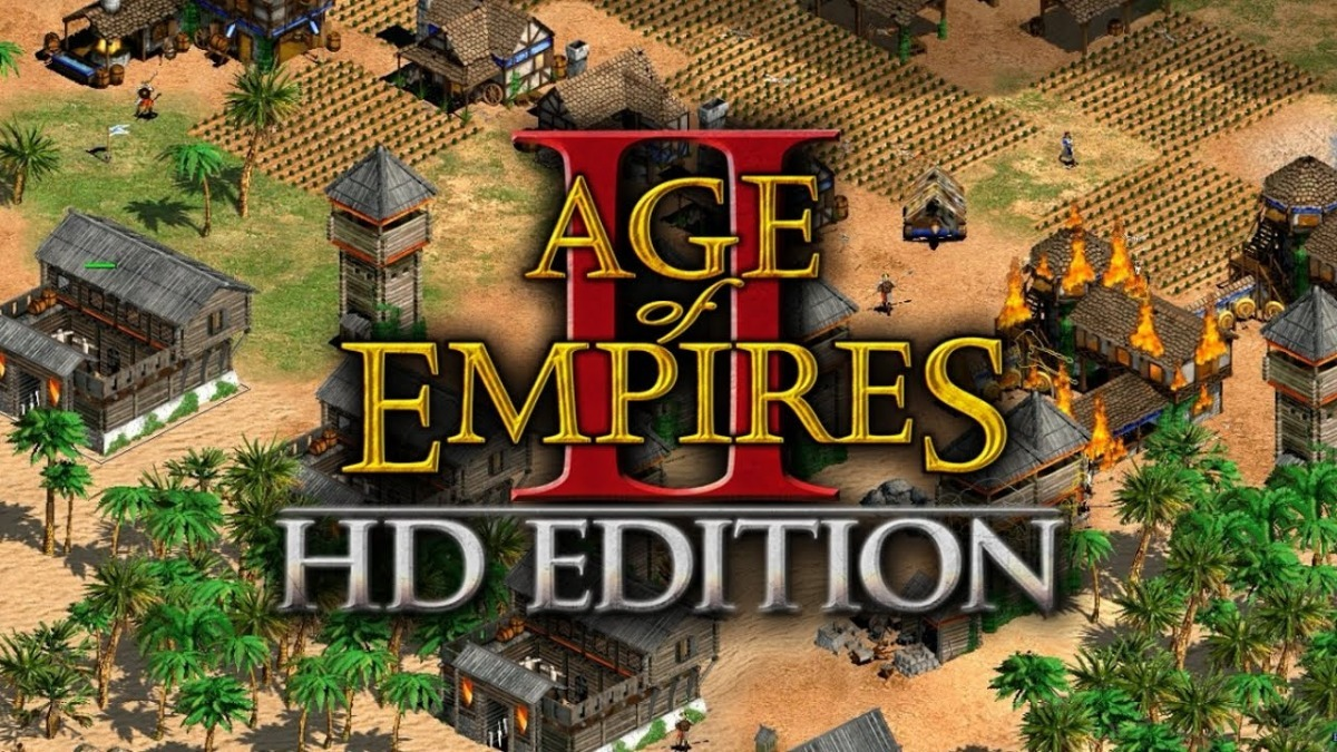 Age Of Empires Ii Hd + Forgotten Expansion Original Pc Steam