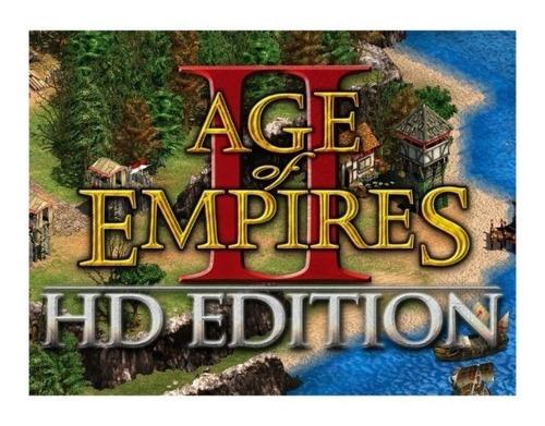 age of empires ii hd original steam pc