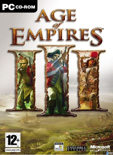 age of empires® iii: complete collection oferta pc