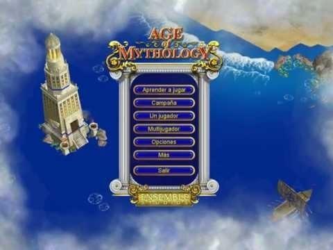 age of mythology + age of mythology titans versión gold