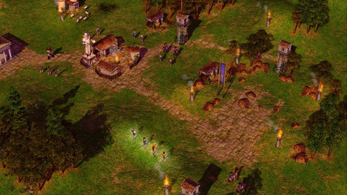 age of mythology - gold edition - pc dvd - frete 8 reais