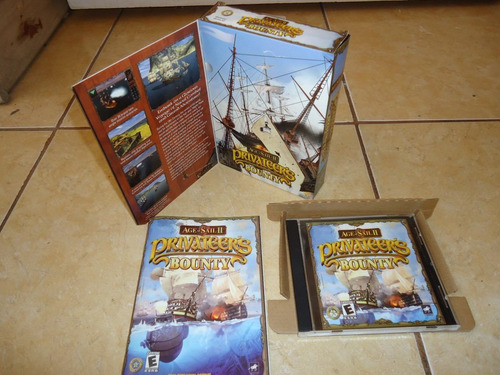 age of sail ii privateers bounty pc +++