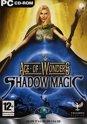 age of wonders shadow magic (pc) (juego fisico)