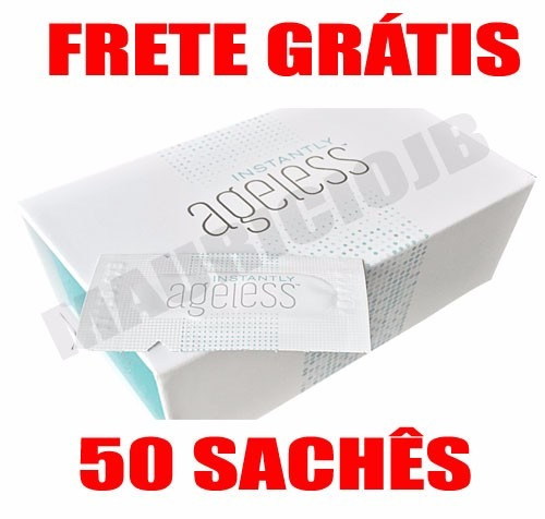 ageless caixa com 50und - atacado - jeunesse!