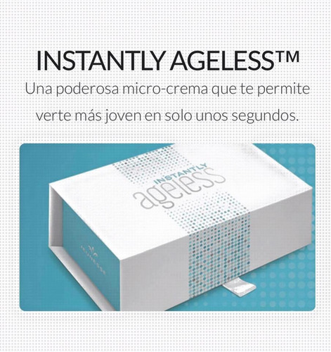 ageless instantly