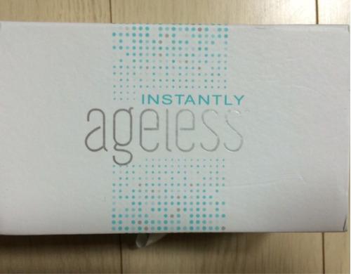 ageless instantly caixa com 50 sachês