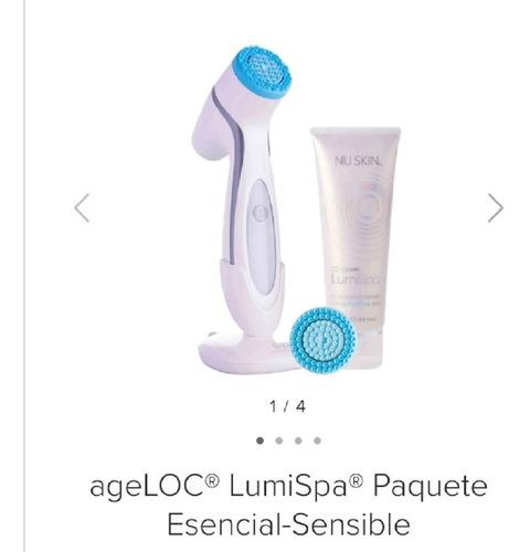 ageloc® lumispa® paquete escencial - sensible