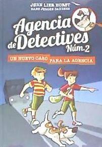 agencia de detectives 2. un nuevo caso para la agencia(libro