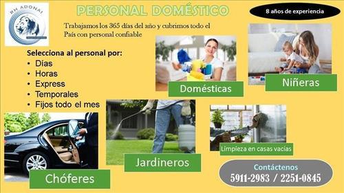 agencia de empleadas domésticas investigadas