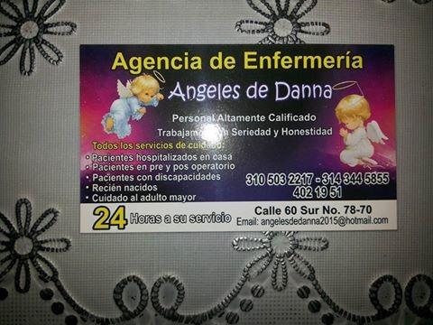 agencia de enfermería angeles de danna