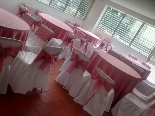 agencia de festejo alquiler sillas mesas mesones decoracion