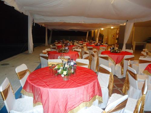 agencia de festejo, sillas, mesas promocion sillas
