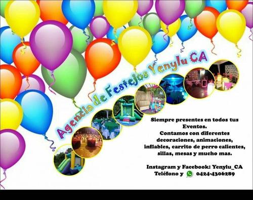 agencia de festejo yenylu ca