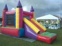 agencia de festejos, alquiler de castillos inflables