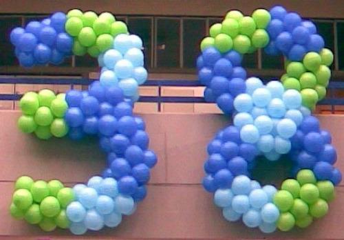 agencia de festejos decoraciones globos telas area lounge