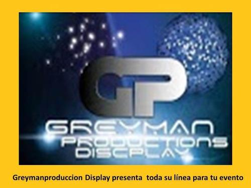 agencia de festejos sonido colchón silla  greyman producción