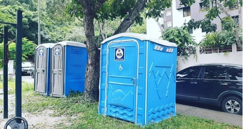 agencia de festejos y alquiler de baños portátiles