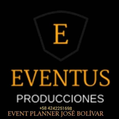 agencia de festejos y event planner.