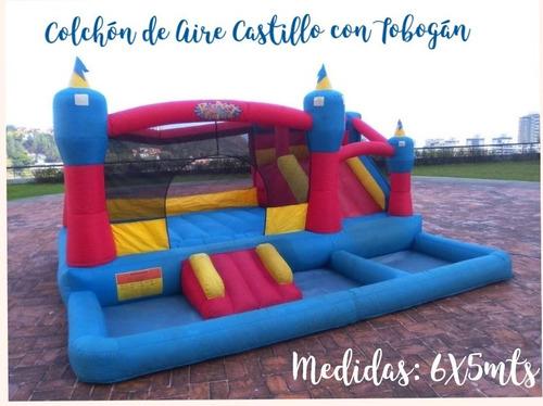 agencia de festejos,alquiler colchon inflable,cama elastica