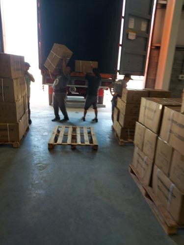 agencia de peones mudanza flete luren descarga contenedores