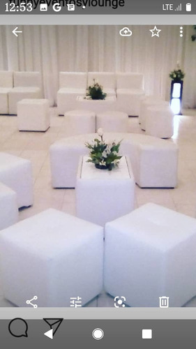 agencia festejo funny eventos & lounge mobiliario lounge