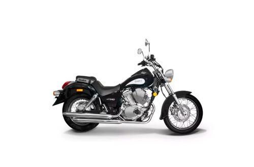 agencia oficial izuka, cl 250 cc, unidad nueva