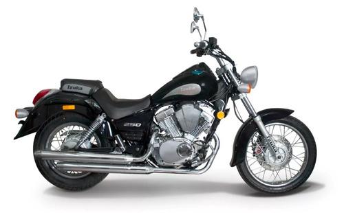 agencia oficial izuka, cl 250cc, unidad nueva