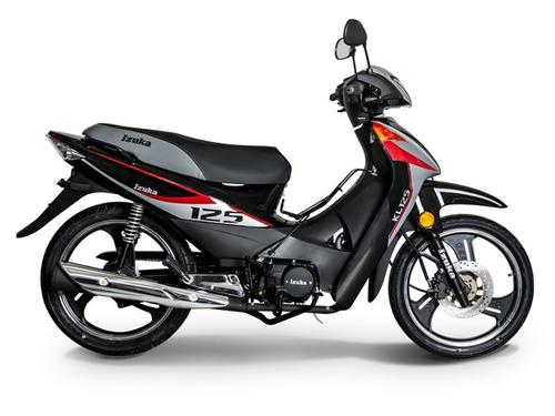 agencia oficial izuka, kl125 cc, unidad nueva