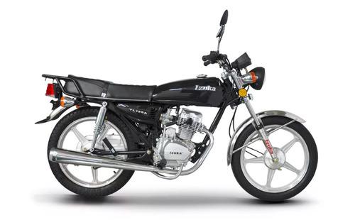 agencia oficial izuka, tl125 cc, unidad nueva
