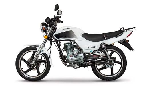 agencia oficial izuka, tl150 cc, unidad nueva