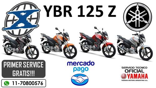 agencia oficial yamaha - ybr 125z - x-treme racing