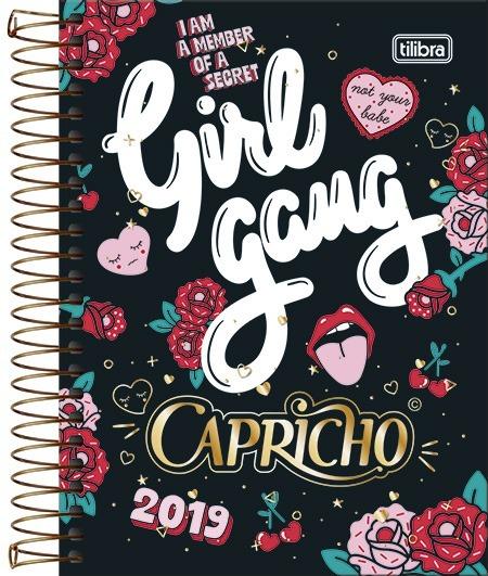 Agenda 2019 Capricho Tilibra R 34 95 Em Mercado Livre