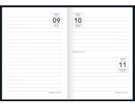 agenda 2019 costurada diária executiva 179701 tilibra 24911