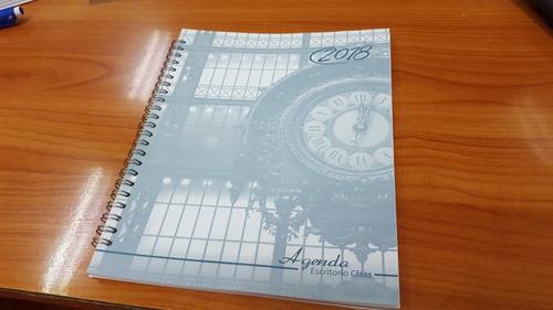 agenda 2019 interior papeleria de repuesto mayoreo