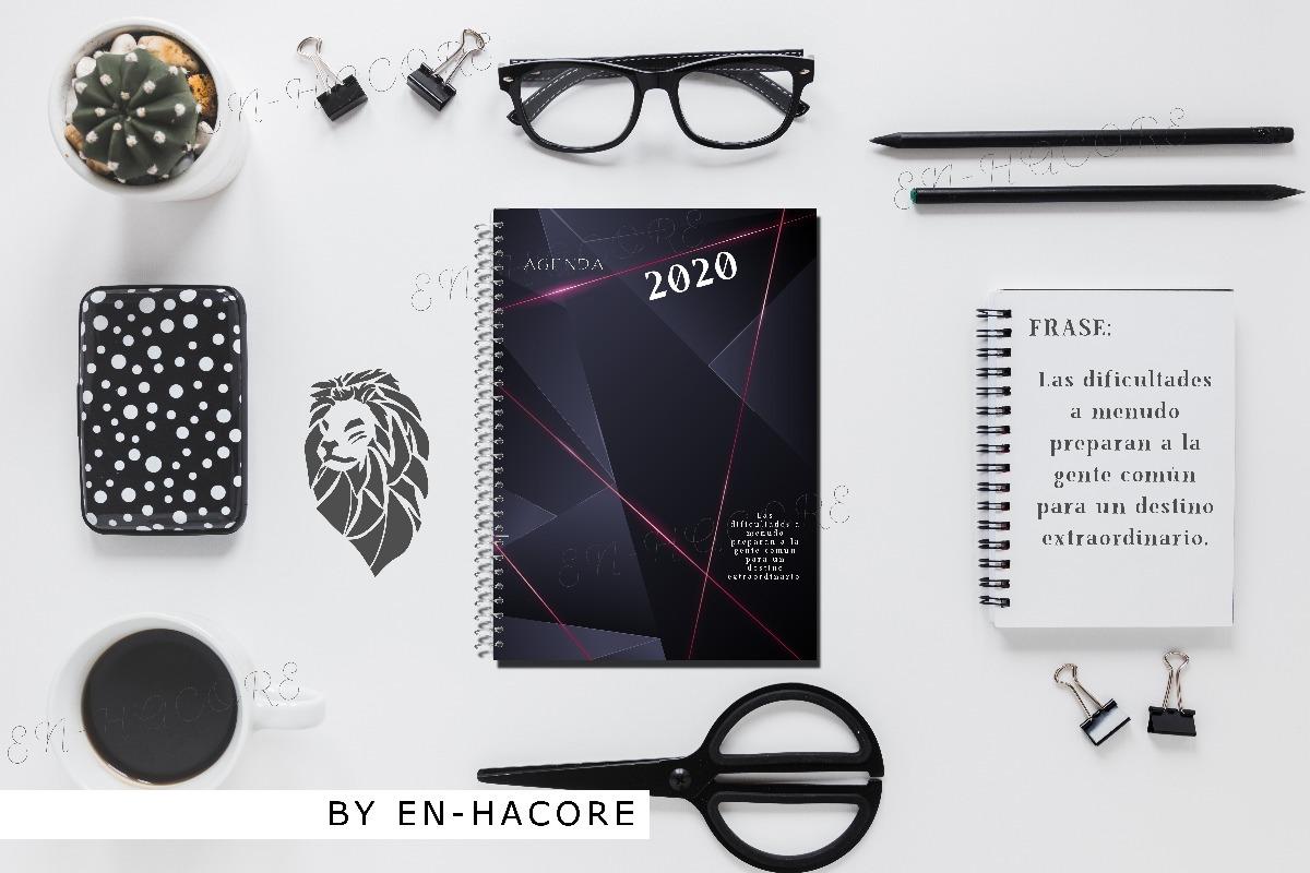 Agenda 2020 Frases Alentadoras