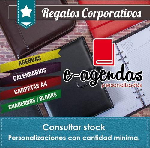 agenda 2020 pocket personalizadas con logo. e-agendas