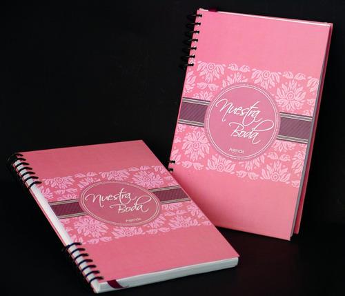 agenda boda planeador wedding planner 1 pza