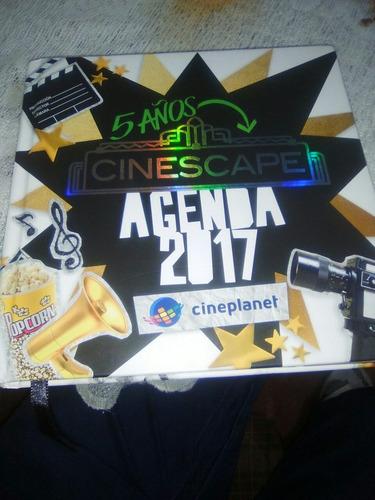 agenda cinescape 2017