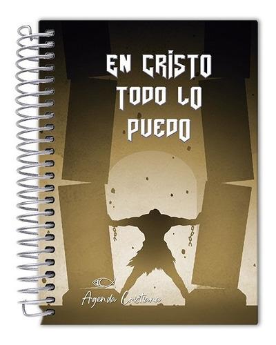 agenda cristiana 2021 - tapa dura (art. 1085) 15cm x 20cm
