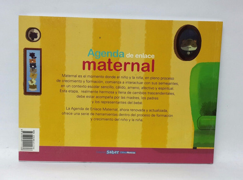 agenda de enlace maternal  editorial saber