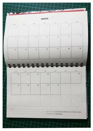 agenda docente 2018
