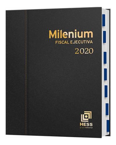 agenda milenium fiscal 2020