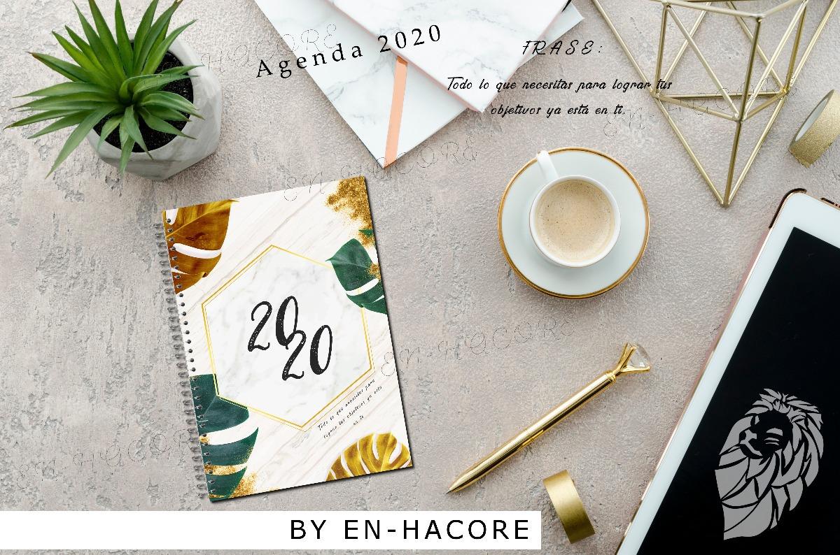 Agenda Personalizada 2020 Regalo Empresarial