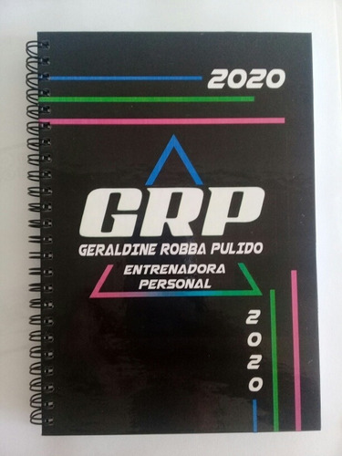agenda personalizada, libreta personalizada, libretas