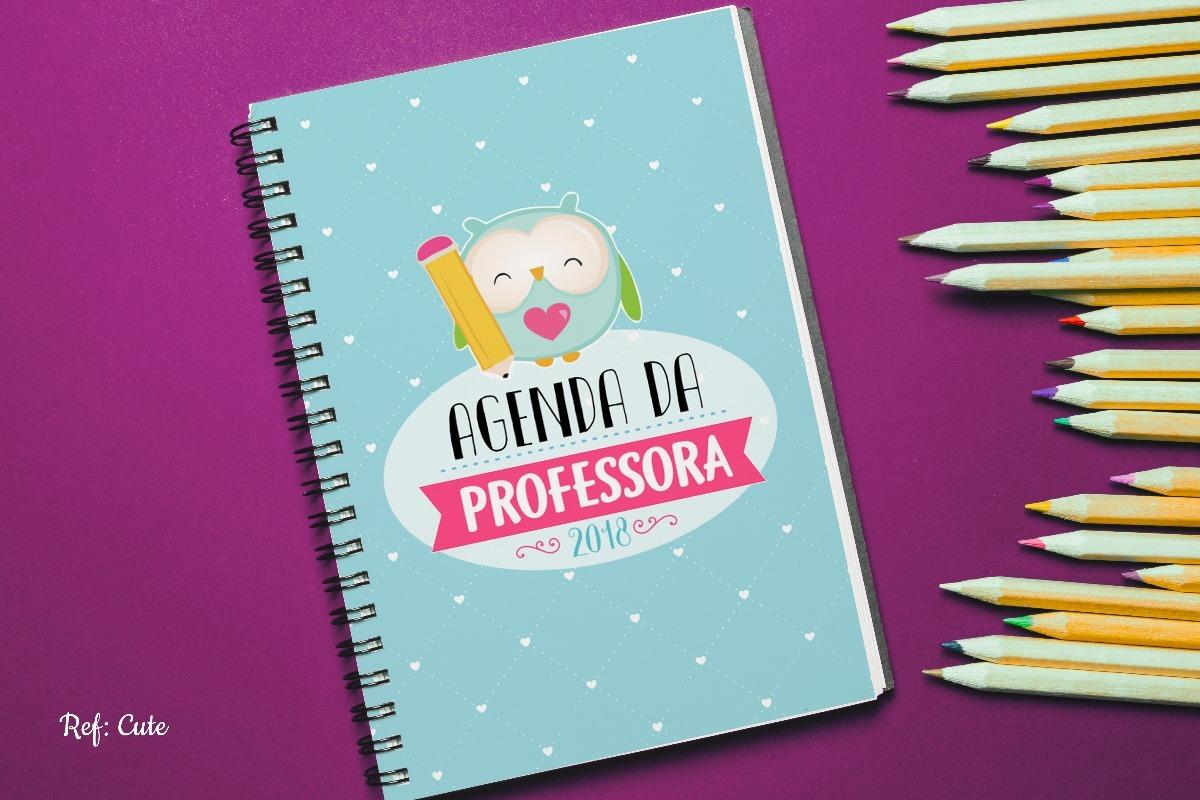 agenda planner professora professor